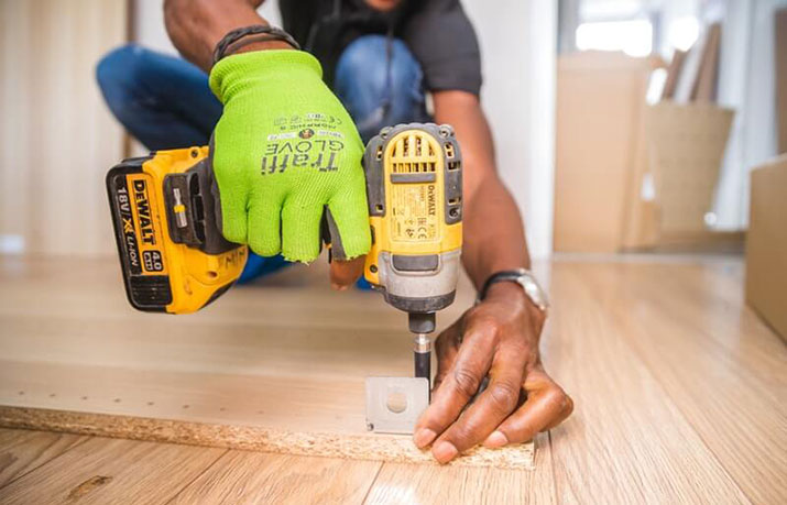 Carpentry Tiling Services
