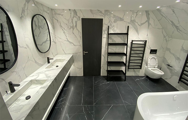 Carpentry and Tiling - Bathroom Planning and Fitting