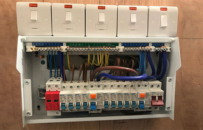 Full and Partial Rewiring Services